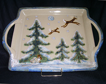 Winter Tray